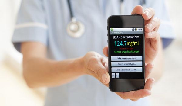 جدیدترین پیشنهاد محققان محافظت از پوست به کمک گوشی هوشمند