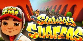 بازی Subway Surfers