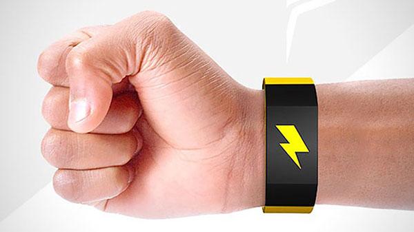دستبند ضد برق گرفتگی