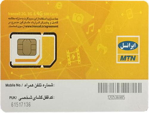 1111 سیم کارت های ۴G ایرانسل ارزانتر از قبل می شوند