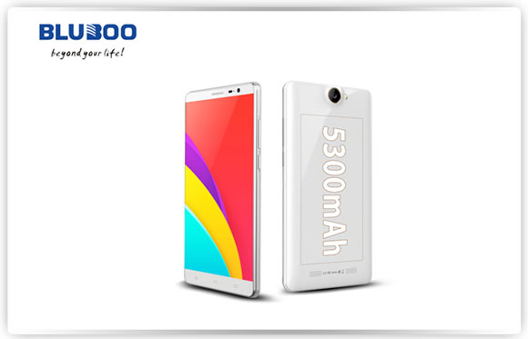 %name گوشی شگفت انگیز Bluboo X550 با باتری ۵۳۰۰ میلی آمپری