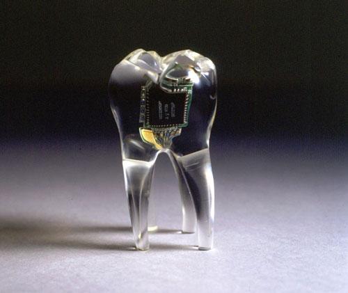 دندان هوشمند