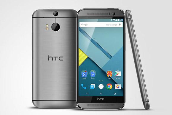 آپدیت اندروید برای HTC One M8