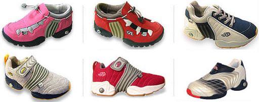 کفش های قابل رشد