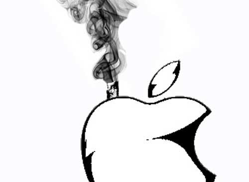 آلودگی محیط زیست توسط اپل