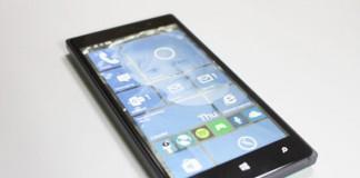 ویندوز 10 برای گوشی
