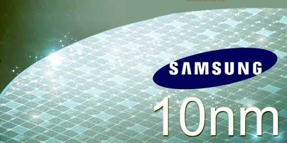 سامسونگ تولید تراشه 10 نانومتری خود را نهایی کرد