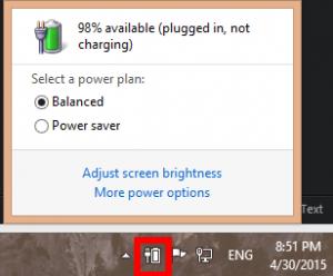 شخصی سازی تنظیمات Power در ویندوز