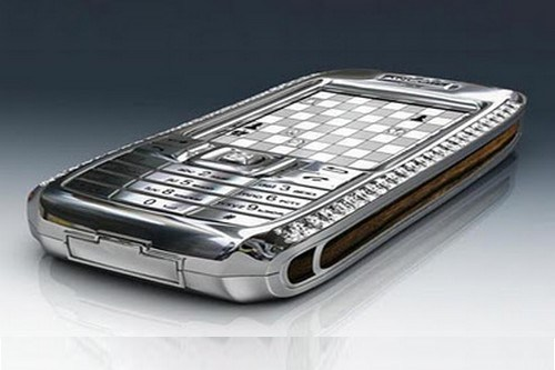 Diamond Crypto Smartphone - گرانترین گوشی های جهان