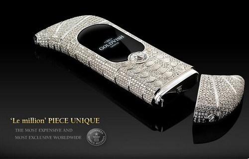 GoldVish Le Million - گرانترین گوشی های جهان