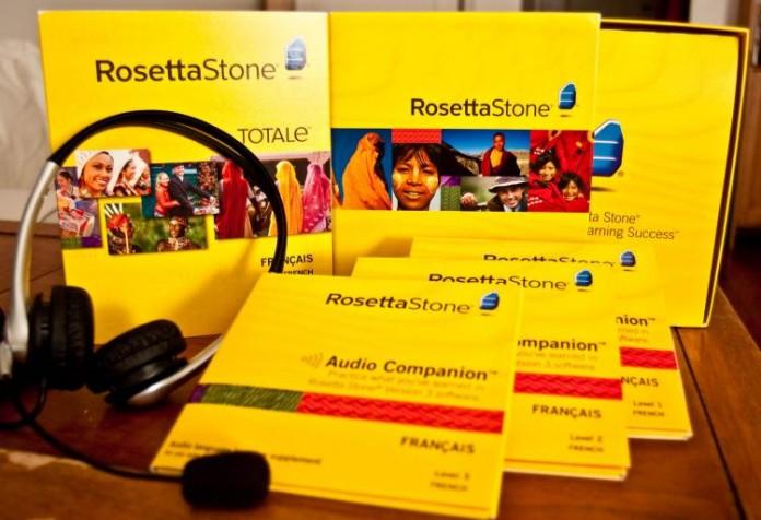 اپلیکیشن آموزش زبان رزتا استون