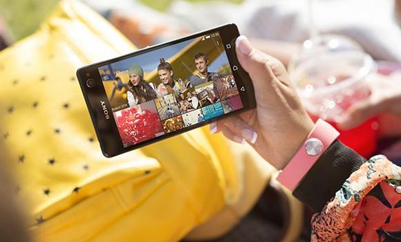 جدیدترین گوشی سونی با نام اکسپریا سی ۴   Sony Xperia C4