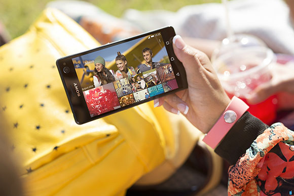 %name جدیدترین گوشی سونی با نام اکسپریا سی ۴ | Sony Xperia C4