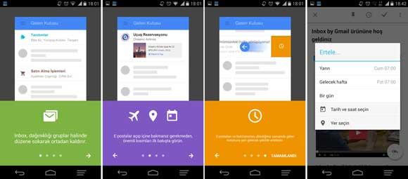 اینباکس گوگل , inbox by google
