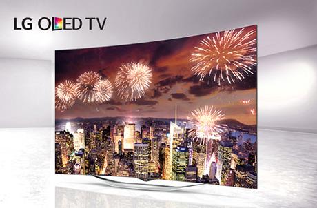 تلویزیون های OLED ال جی , تلویزیون هوشمند , تلویزیون هوشمند ال جی