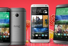 آپدیت اندروید HTC One mini 2 will not be updated