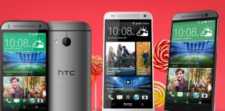 آپدیت اندروید HTC One mini 2 will not be updated