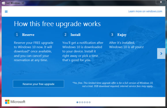 مــایـکروسافت قیمت ویندوز ۱۰ را به شکل بین المللی اعلام می کند