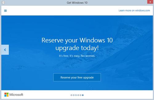 نسخه نهایی ویندوز 10 در 29 جولای رسما رونمایی خواهد شد.