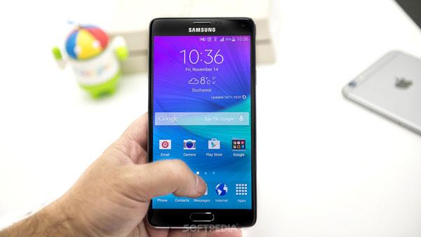 آپدیت گلکسی نوت 4 به اندروید 5 و افزایش کارایی این گوشی هوشمند