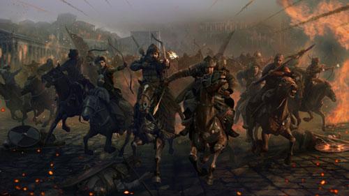 نگاهی دقیق به بازی Attila | Total War