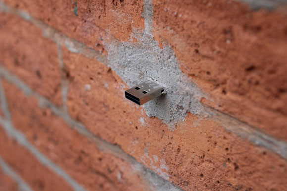 اشتراک فایل به وسیله deaddrop در سطح شهر