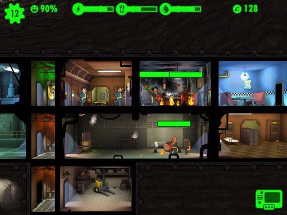 معرفی Fallout Shelter در E3 2015