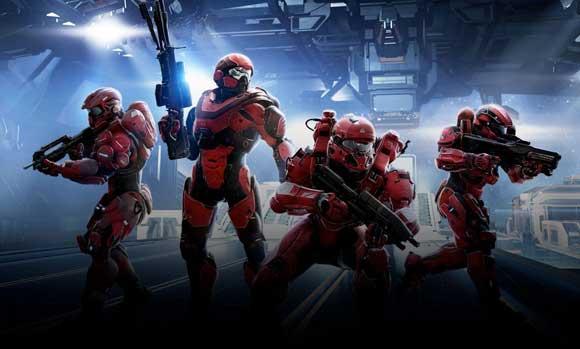 معرفی HALO 5  شرکت مایکروسافت در E3 2015
