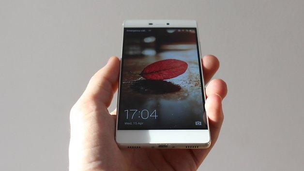 جدیدترین گوشی هواوی Huawei P8 Lite از نگاه نزدیک زوم تک