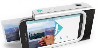 قالب تلفن همراه prynte عکس شما را پرینت میکند