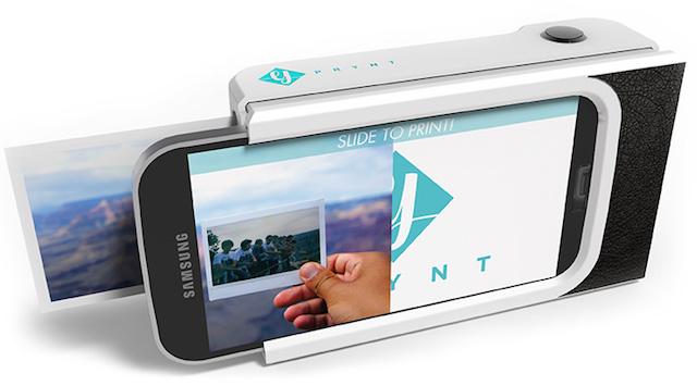 قالب پرینتر : قالب تلفن همراه prynte عکس شما را پرینت میکند