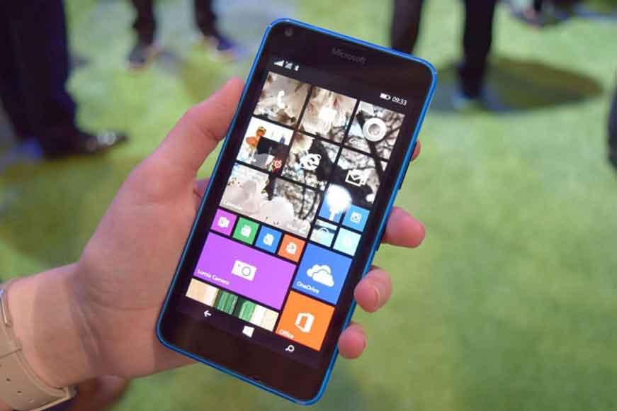 مایکروسافت بخش تولید گوشی های هوشمندش را جمع می کند.