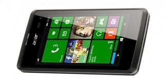 ایسر گوشی هوشمند ویندوز فونی خواهد ساخت؟