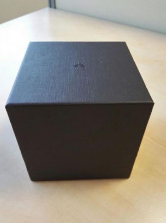 تصاویری از جعبه ساعت هواوی منتشر شد