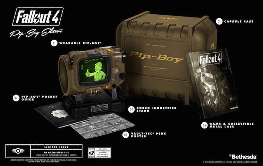 Bethesda دیگر قادر به ساخت نسخه کالکتور Fallout 4 نیست