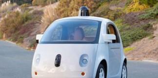 داخل اتومبیل خودکار گوگل مانند یک کوپه دنج است