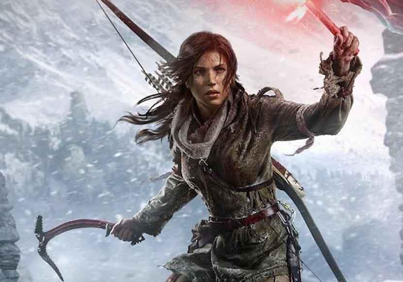 انتشار عظیم بازی Rise of the Tomb Raider در سال آینده