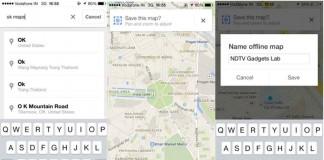 بدون اینترنت از Google Maps استفاده کنید.(حتما بخوانید)