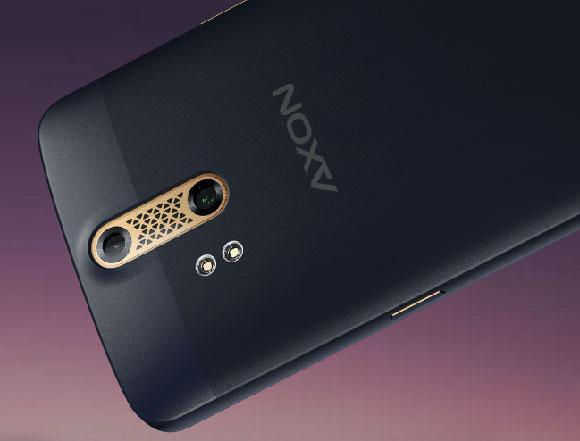 در ZTE  Axon بیشتر ویژگی های یک تلفن جذاب با بدنه فلزی را خواهید دید