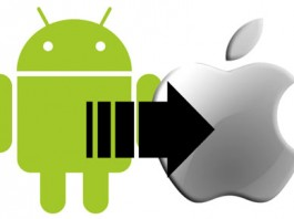 How Android to 9 IOS change?