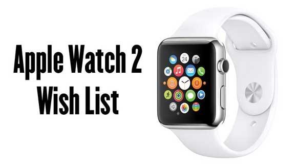 شایعه : نسخه جدید از ساعت اپل Apple Watch2