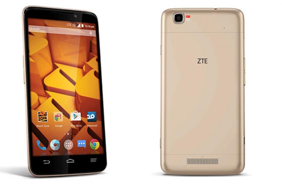 ZTE boost max و boos mobile رونمایی شدند