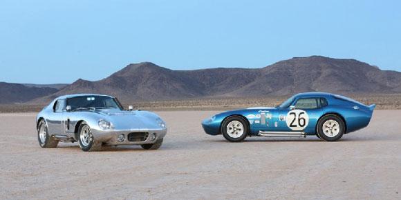 شلبی آمریکایی 50 عدد Daytona جدید خواهد ساخت