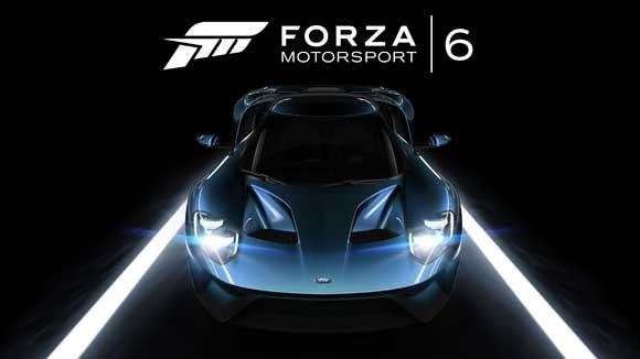 معرفی forza motor sport 6 در E3 2015