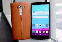 How to take screenshots of LG G4?