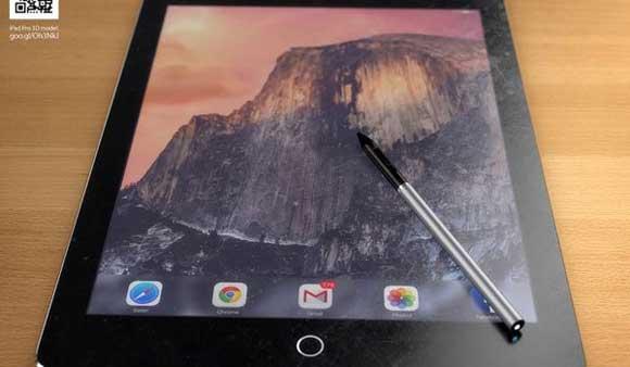 شارپ و سامسونگ تعمین کنندگان پنل صفحه نمایش iPad Pro