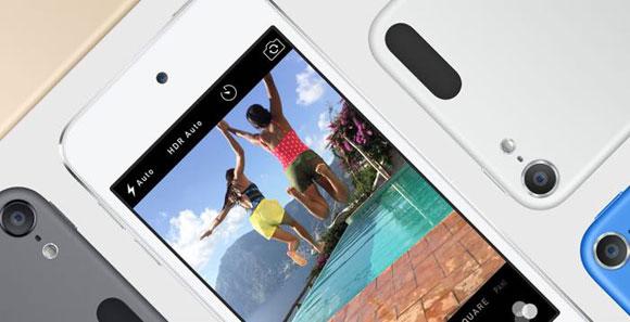 iPod Touch با دوربین 8 مگاپیکسلی معرفی خواهد شد