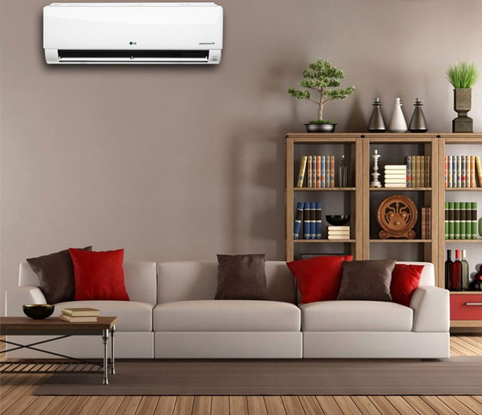 کاهش شگفتانگیز مصرف انرژی در دستگاههای تهویه مطبوع Next One الجی