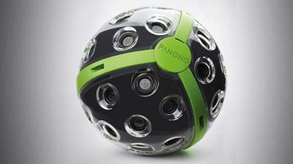 دوربین عکاسی 360 درجه panono
