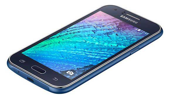 Galaxy J2 ممکن است اولین گوشی سامسونگ طراحی شده با پردازنده اگزینوس3475 باشد